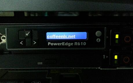 커피닉스, 시스템 엔지니어의 쉼터 > IPMI 셋팅과 이용